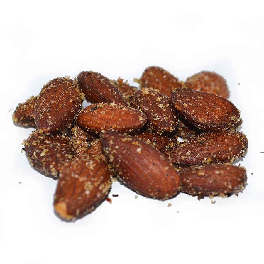 Tuscan Garlic Almonds